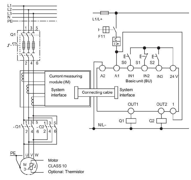simocode pro s - kompletní správa motorů  blaja
