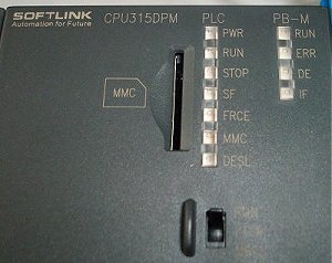 PLC Softlink CPU315DPM