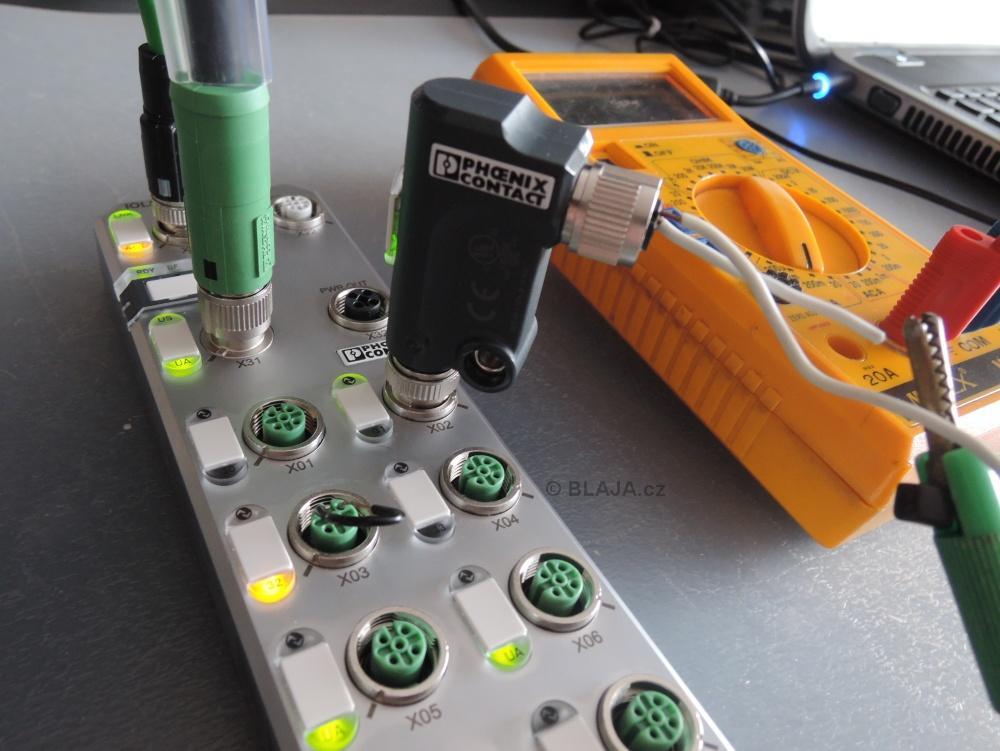 Entfernungsmesser Profinet S Profinet Io Professional: Axioline IO Profinet 8xIO-Link + 4xDI