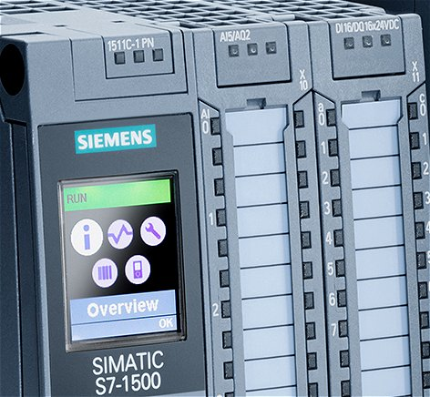 Simatic S7-1511C a S7-1512C