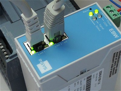 Insys EBW router and smart