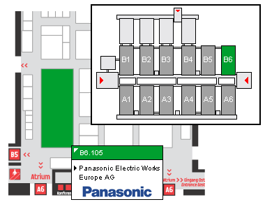 Panasonic Electronica 2014