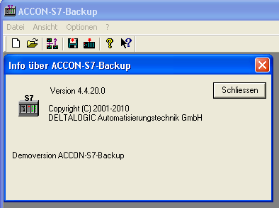 ACCON-S7-Backup