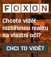 FOXON A ROZŠÍŘENÁ REALITA