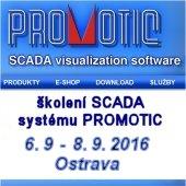 Promotic SCADA školení