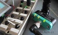 Ethernet / PROFINET modul IO-Link master s S7-1200